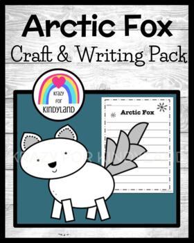 Winter / Arctic Fox Craft and Writing