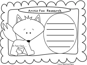 Arctic Fox Non-Fiction Student Book