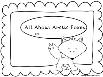 Arctic Fox Non-Fiction Student Book