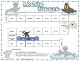 Arctic Freeze!  Long ee Word Game RF.1.3, RF.2.3