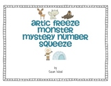 Arctic Freeze Mystery Number Squeeze Set