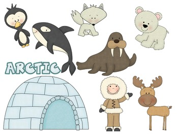 Arctic Freeze for Articulation or Language!
