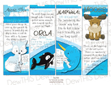 Arctic Friends- Bookmarks