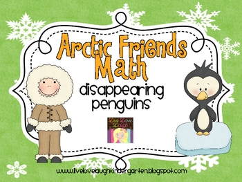 Arctic Friends Disappearing Penguins