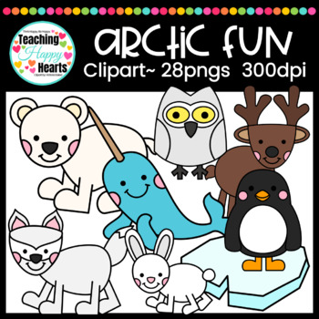 Arctic Fun Clipart