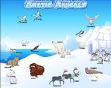 Arctic Habitat Attendance for SMART Board