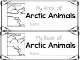 Arctic Habitat Vocabulary Book