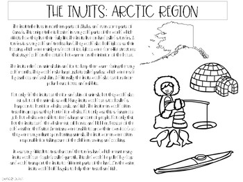 Native Americans Inuits