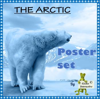 Arctic Poster set