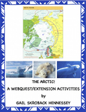 Arctic! Learn about the Arctic(Webquest)