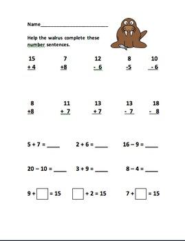 Arctic Math