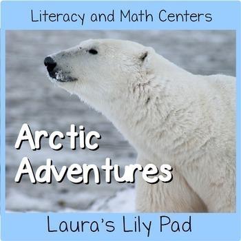 Arctic Math and Literacy Bundle