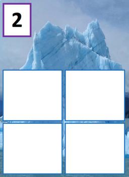 Counting 1-5, Arctic Meltdown (Arctic Animals) Cooperative Gameplay