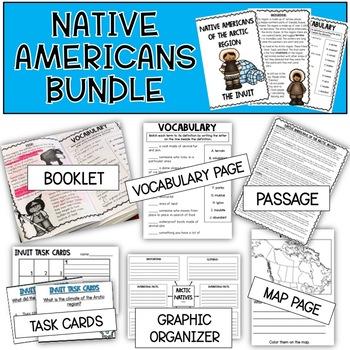 Arctic Native Americans Bundle