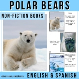 Arctic Non-Fiction Spanish Readers - El Oso Polar (The Polar Bear)