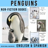 Arctic Non-Fiction Spanish Readers - El Pingüino  The Penguin