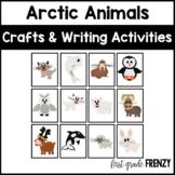 Arctic Animals Crafts and Activity Bundle