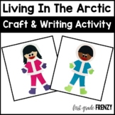 Living in the Arctic Craft and Activity Pack