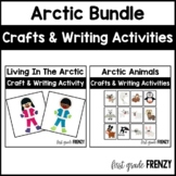 Arctic Animal Crafts / Living in the Arctic Craft and Activity Bundle