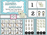 Arctic Polar Animals Math Centers / Small Group Activities