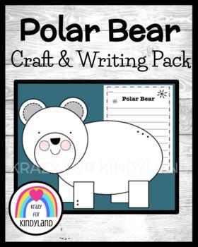 Winter / Arctic: Polar Bear Craft and Writing