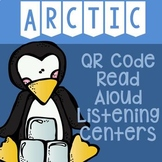 Arctic QR Code Read Aloud Listening Centers
