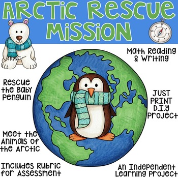 Arctic Rescue Mission - An Independent Learning Project