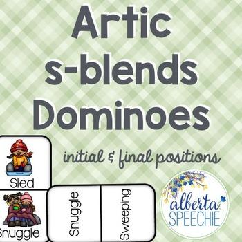 Arctic S-Blends Dominoes