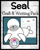 Seal Craft and Writing (Winter, Arctic Animal Research)
