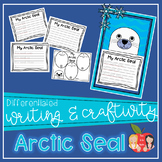 Arctic Seal Writing & Craftivity