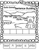 Arctic Sentence Building--Literacy for K-2
