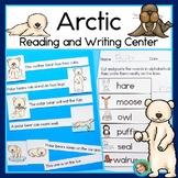 Arctic Sentence Picture Match Reading Center