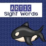 Arctic Sight Words