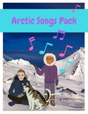 Arctic Song Pack - Lyrics for 9 Original Arctic Songs