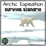 Arctic Survival: Before Winter Break Activity for Secondary Students