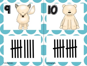 Tallies Pack- ARCTIC THEME