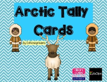 TALLY CARDS IN THE ARCTIC