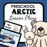 Arctic Theme Preschool Lesson Plans -Arctic Animal Activities