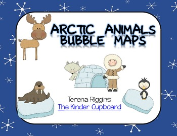 Arctic Themed Bubble Maps