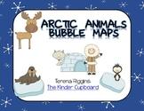 Arctic Themed Bubble Maps