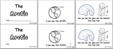 Arctic Themed Emergent Reader Set (letter & sight word)