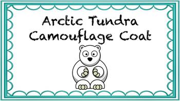 Arctic Tundra Camouflage Coat