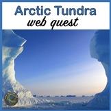Arctic Tundra WebQuest