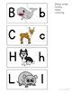 Arctic Two Piece Alphabet Puzzles