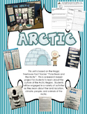"Arctic Unit: Magic Tree House ""Polar Bears and the Arctic"""