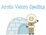 Arctic Velcro Spelling