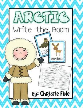 Arctic Write the Room