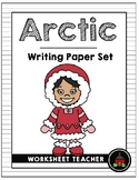 Arctic Writing Paper Set