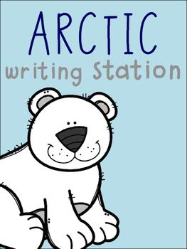 Arctic Writing Station