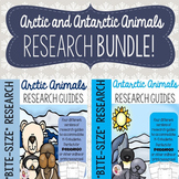 Arctic and Antarctic Animal Research Bundle